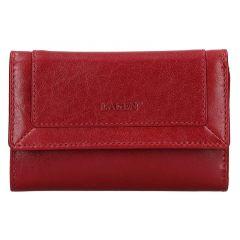Lagen Dámska peňaženka kožená BLC/4390 Červená/červená