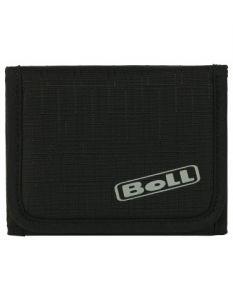 Boll Tri-Fold Wallet Black/lime