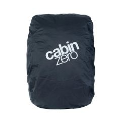 CabinZero Adventure Absolute Black pláštěnka na batoh