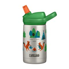 Camelbak Eddy+ Kids Vacuum Stainless 0,35 l Camping Foxes