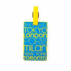Heys Luggage Tag Cities
