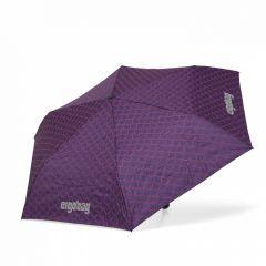 Ergobag Deštník Fluo růžová 2020