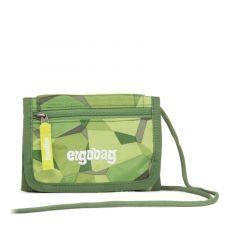 Ergobag Peňaženka zelená