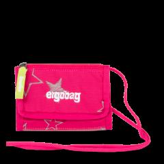 Ergobag Peňaženka Ružová hviezda