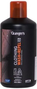 Granger's 2in1 Wash + Repel 1000 ml