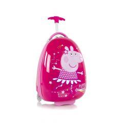 dětský skořepinový kufr Heys Kids Peppa Pig 3