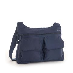 Hedgren Shoulderbag Prarie RFID Dress blue Tone on Tone
