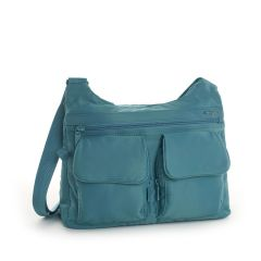 Hedgren Shoulderbag Prarie RFID Britany blue Tone on Tone