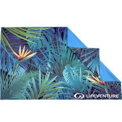 Lifeventure Printed SoftFibre Trek Towel tropical