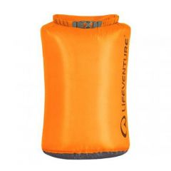 Lifeventure Ultralight Dry Bag 15 l Orange