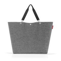 Reisenthel Shopper XL Twist Silver