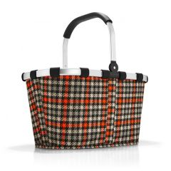 Reisenthel Carrybag Glencheck Red