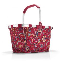 Reisenthel Carrybag Paisley Ruby