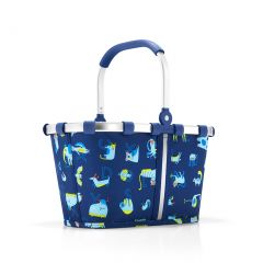 Reisenthel Carrybag XS Kids Abc friends blue