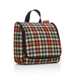 Reisenthel Toiletbag Glencheck Red