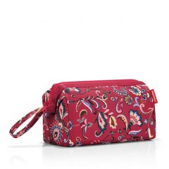 Reisenthel Travelcosmetic Paisley Ruby