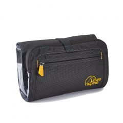 Lowe Alpine Roll Up Wash Bag Anthracite/Amber