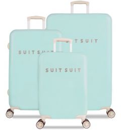 SUITSUIT TR-1222/ súprava 3 kufrov ABS Fabulous Fifties Luminous Mint