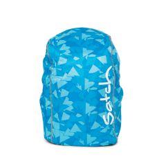 Ergobag Pršiplášť na batoh Satch 2 modrý