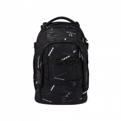 Ergobag Satch Ninja Matrix Reflexné