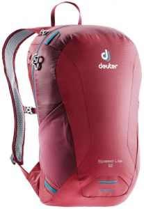 Deuter Speed Lite 12 Cranberry-maron