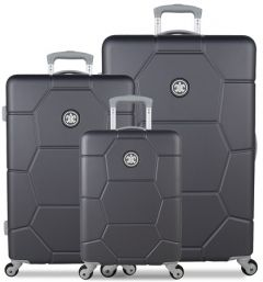 SUITSUIT TR-1226/3 súprava 3 kufrov ABS Caretta Cool Gray
