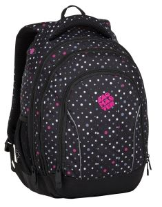 Bagmaster Supernova 8 C Black/grey/pink