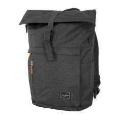 Travelite Basics Roll-up Backpack Anthracite