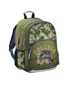 Hama Školská taška pre prváčikov Army