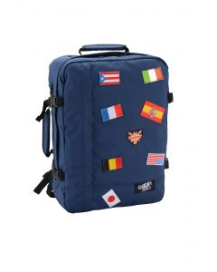 CabinZero Classic 44L Flags Navy