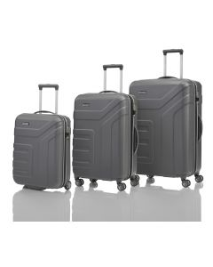 Travelite Vector 2w S, 4w M,L – súprava 3 kufrov