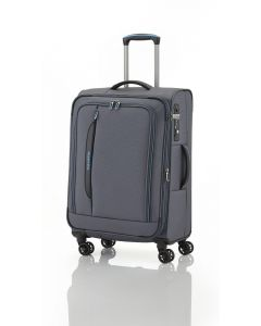 Travelite CrossLITE 4w M Anthracite