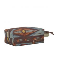 Burton Accessory Case Painted Ikat Print