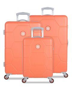 SUITSUIT TR-1246/3 Caretta Melon – súprava 3 kufrov