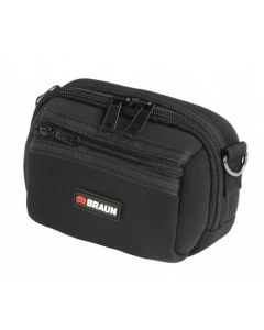 BRAUN taška na videokameru Wave 115 čierna