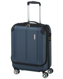 Travelite City 4w Business wheeler S Navy