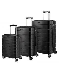 1e9926be5b931 Travelite Soho 4w S,M,L – súprava 3 kufrov