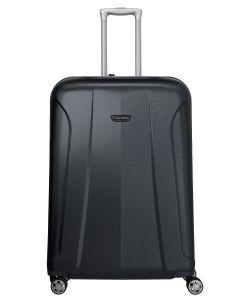 skořepinový kufr Travelite Elbe 4w L Navy