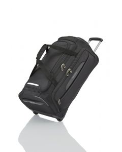 Travelite CrossLITE Wheeled duffle M Black