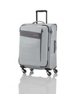 Travelite Kite 4w M Silver
