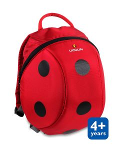 LittleLife Big Animal Kids Daysack Ladybird