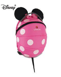 LittleLife Disney Kids Daysack 4 l Pink Minnie