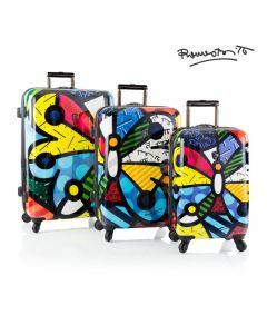 Heys Britto Butterfly S,M,L – súprava 3 kufrov