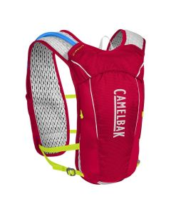 Camelbak Circuit Vest Crimson Red/Lime Punch