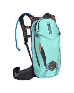 Camelbak KUDU Protector 10 Lake Blue/Laser Orange S/M