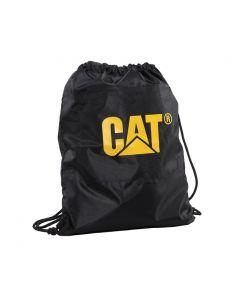 CAT Športové vrecko Black