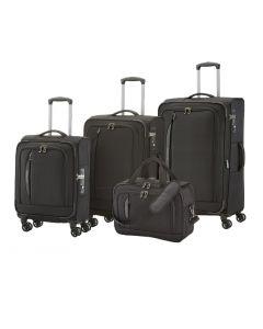 Travelite CrossLITE 4w S,M,L – sada 3 kufrů + BB