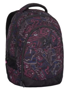 Bagmaster Digital 7 A Black/pink/blue