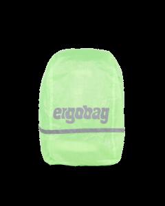 Ergobag Pršiplášť na batoh fluorescenčný