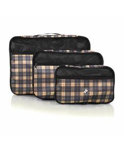 Heys Exotic Packing Cube Set – súprava 3 ks